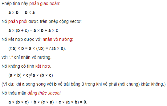 tinh chat tich co huong