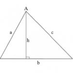 Công thức tính diện tích tam giác vuông, cân, đều chính xác