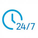 24/7 Là Gì? 24/7 Trong Ngân Hàng, Bệnh Viện, Cửa Hàng, Mạng Di Động