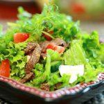 [Cách Làm Salad Trộn Giấm, Hoa Quả, Thịt Bò] Đơn Giản, Cực Ngon
