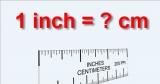1 inch bằng bao nhiêu cm (Centimet) ? Cách quy đổi chính xác 100%
