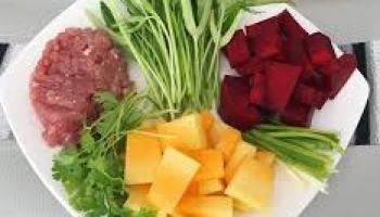 Cháo Thịt Bò Nấu Với Rau Gì Giúp Bé Ăn Ngon, Giàu Chất Dinh Dưỡng?