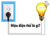 Hiệu điện thế là gì ? Công thức tính hiệu điện thế chuẩn nhất