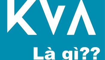 KVA là gì ? Định nghĩa, Cách quy đổi 1KVA = KW ? 1KVA = VA ?
